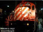 CP Rail 4744